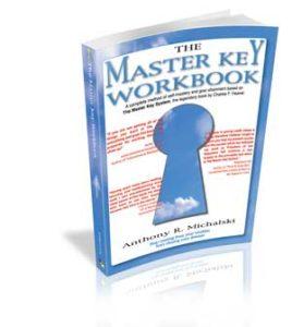 The Master Key Workbook by Anthony R. Michalski