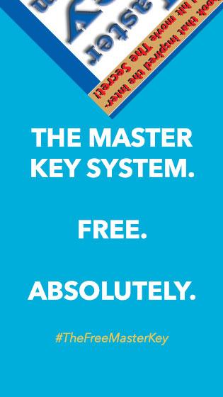 The FREE Master Key System
